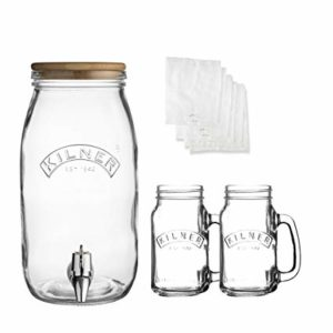 Kilner Kombucha Drink Making Set